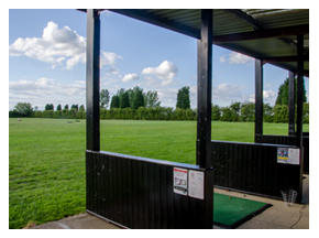 Thorney Lakes Driving Range